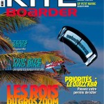 French kiteboarder cover 2009